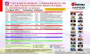 5th International Conference on Health Professions Education & Research (ICHPER)